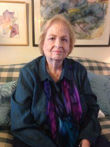 A photo of poet Patricia Fargnoli.